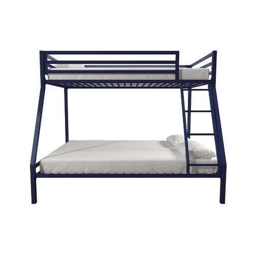 Harriet Bee Makenzie Twin over Full Bunk Bed