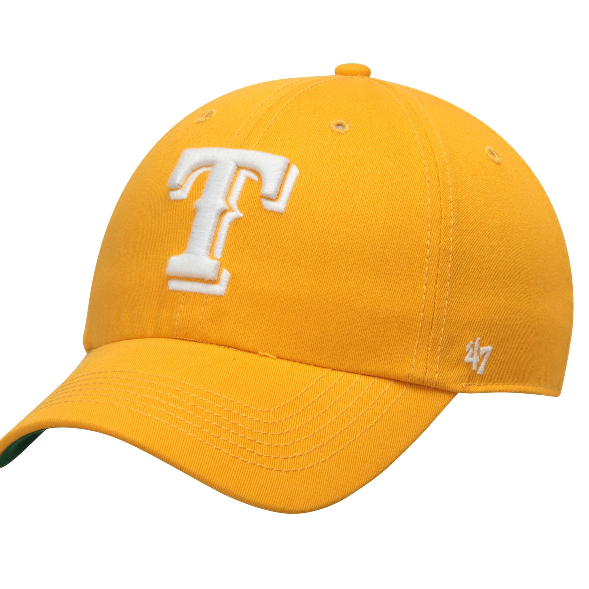 Texas Rangers '47 Bergen Clean Up Adjustable Hat - Yellow - OSFA