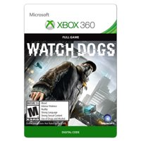 Xbox 360 Watch Dogs (Email Delivery)