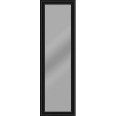 Wood Grain Black Forest Mirror, 15.875x51.875 Black Forest Wood Products