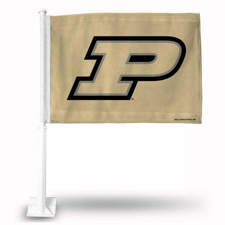Purdue Car Flag