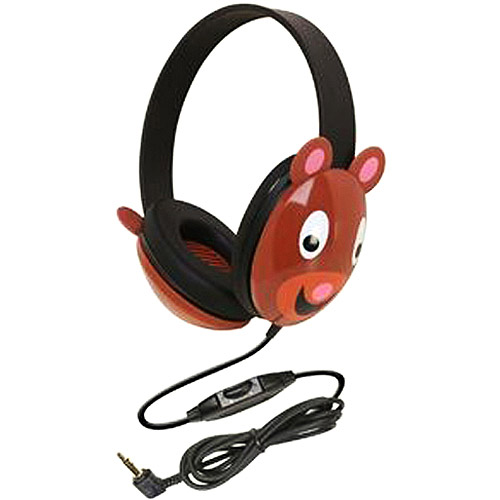 Califone 2810-BE Kids Stereo PC Headphone