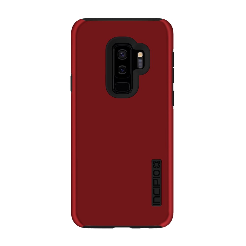 Incipio DualPro Case for Galaxy S9+ - Iridescent Red / Black