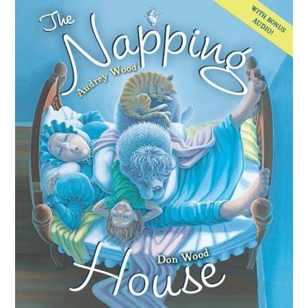 The Napping House (Hardcover) (House Of Silk Hardcover)