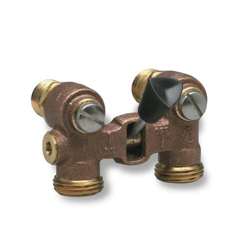 "Watts 6643 2T-M2 1/2"" Washing Machine Shut Off Valve"