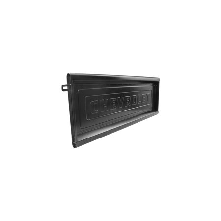Eckler's Premier  Products 61-337950 -91 Chevy Truck Tailgate Best  With Embossed (Chevy Tailgate Protector)