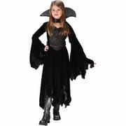 Velvet Vamp Child Halloween Costume
