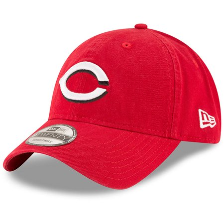- Cincinnati Reds New Era Home Replica Core Classic 9TWENTY Adjustable Hat - Red - OSFA