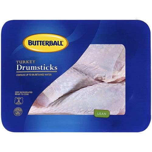 Butterball Fresh Turkey Drumsticks, 1.8-2.25 lb