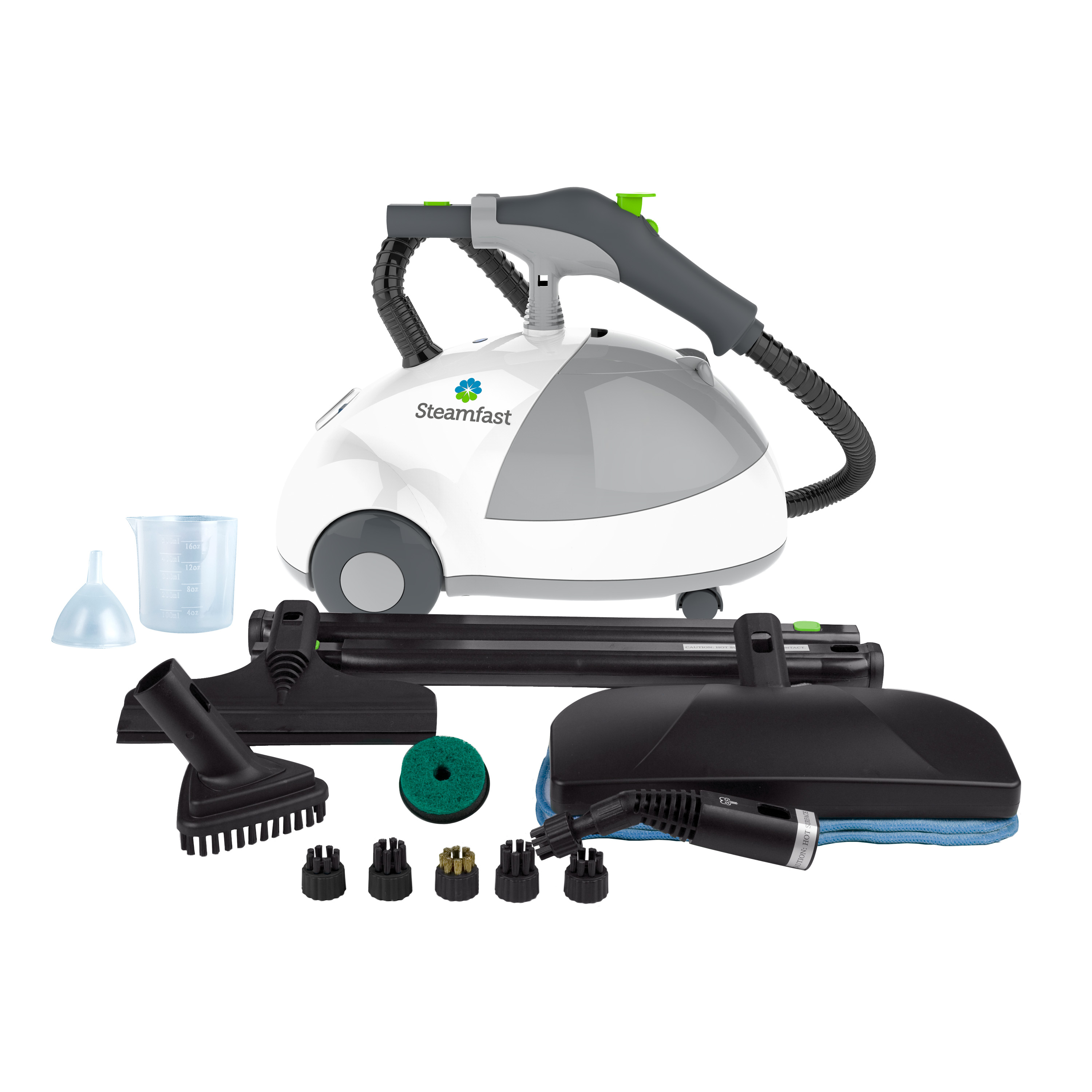 SteamFast Heavy-Duty Canister Steam Cleaner, SF-275