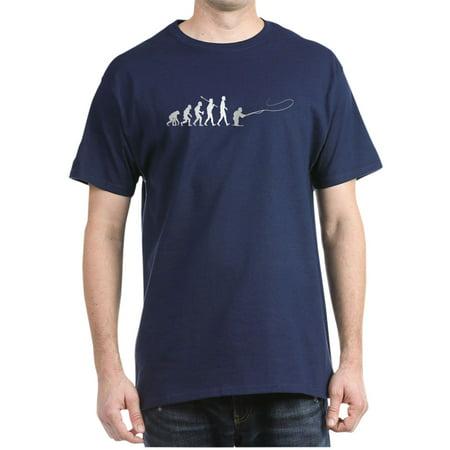 2fcb44a030 CafePress - Fly Fishing - 100% Cotton T-Shirt - Walmart.com