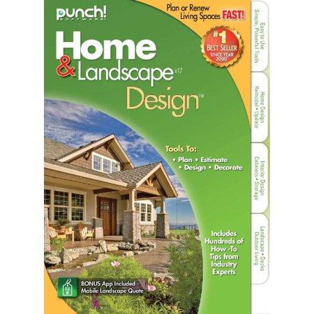 Punch home landscape design version 17 for Punch home landscape design 17 5