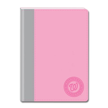 Pink Writing Journal – Washington Nationals