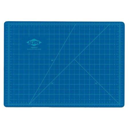 (Alvin Blue/Gray Self-Healing Hobby Mat 24 x 36)