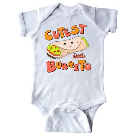 Cutest Little Burrito Infant Creeper