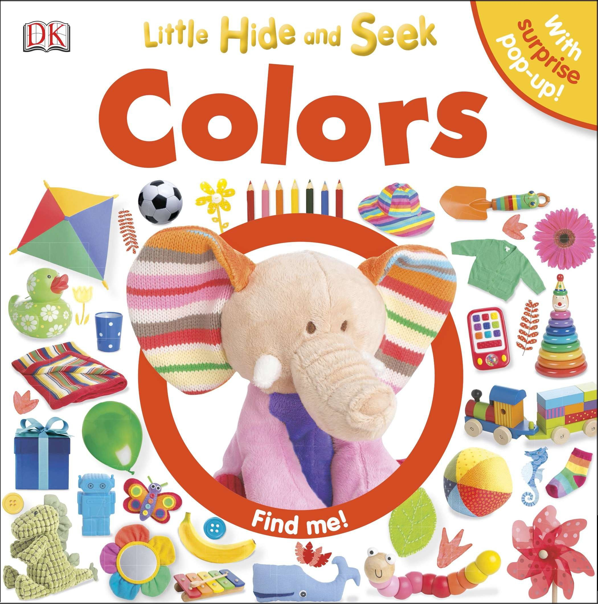 Little Hide and Seek: Colors