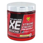 BSN - N.O.-Xplode XE Edge Xtreme Energy Pre-Workout Cherry Lime - 11.11 oz.