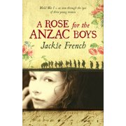 A Rose for the Anzac Boys - eBook