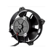 "SPAL 4"" 124 CFM Low Profile Electric Cooling Fan P/N 33600"