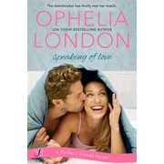 Speaking of Love - eBook