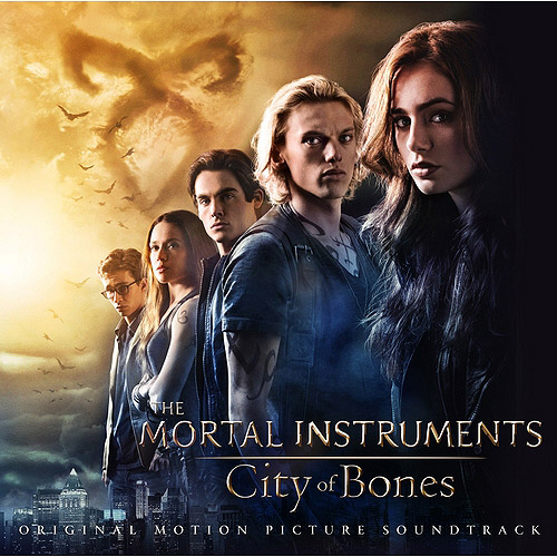 Various Artists - The Mortal Instruments: City of Bones [Original Motion Picture Soundtrack] [CD]