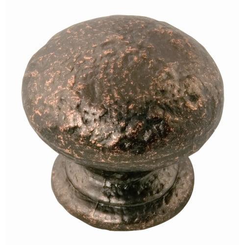 Hickory Hardware Basaltic Mushroom Knob