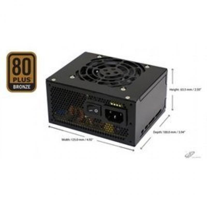 FSP Power Supply FSP450-60GHS(85)-R 450W PS3 8cm Sleeve F...