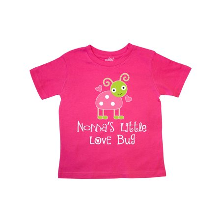 Nonna Valentine Day Girls grandchild Toddler - Valentine T Shirts For Toddlers