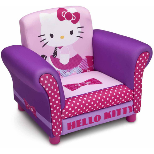 Delta Children Hello Kitty Upholstered Chair