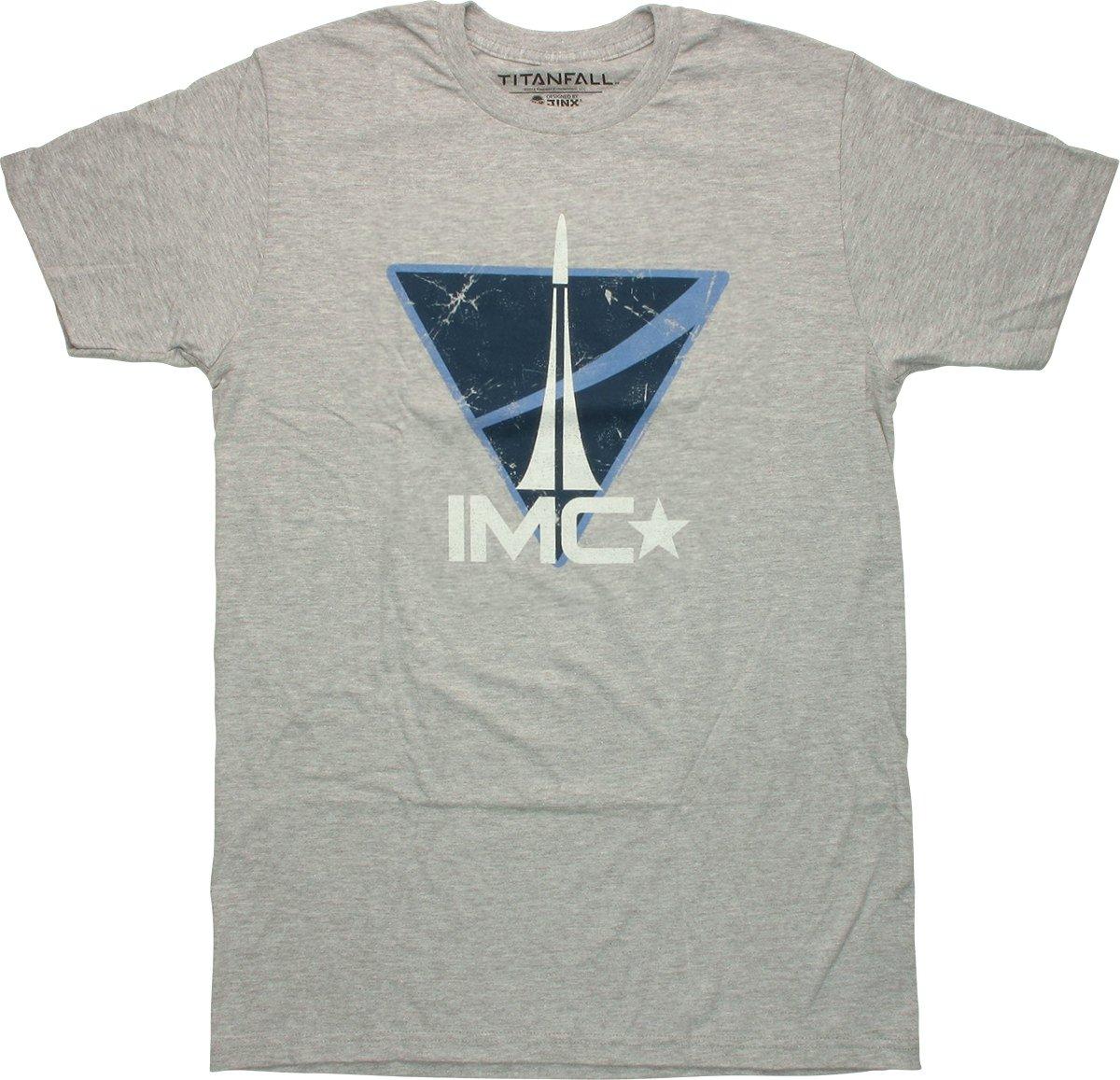 Titanfall IMC Logo T-Shirt
