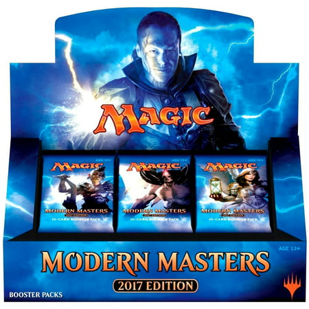 Magic The Gathering Modern Masters 2017 Booster (Magic The Gathering Modern Masters Booster Box)