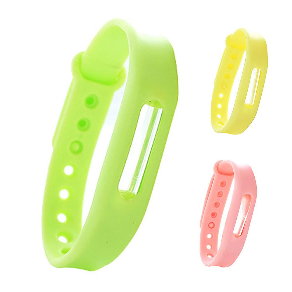 Lv. life Outdoor Anti Mosquito Pest Bracelet Bugs Insect Repellent Wrist Band for Children Adult, Mosquito Repellent Wrist Band, Insect Repellent Bracelet