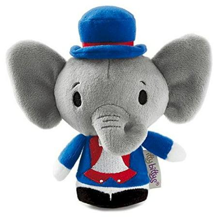 Patriotic Elephant - Hallmark itty bittys Limited Edition Patriotic Elephant Stuffed Animal