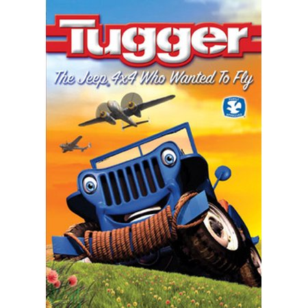 Tugger: Jeep 4x4 Who Wanted To Fly (DVD)