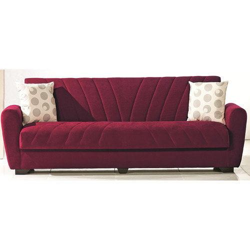 Beyan Signature Linden Convertible Sofa Walmart