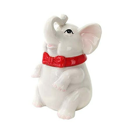 Cute Jars (PACIFIC GIFTWARE Elephant Cookie Jar Ceramic Cute Kitchen Accessory,)