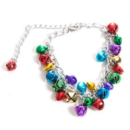 Bell Bracket - Christmas Bells Bracelet