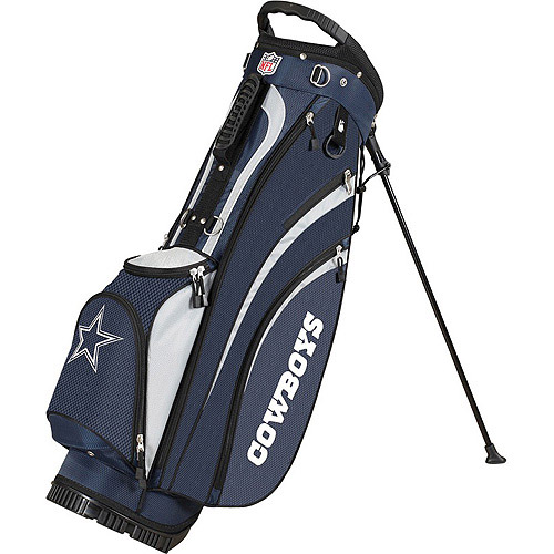 Wilson Sporting Goods NFL Cowboys Golf Carry Bag
