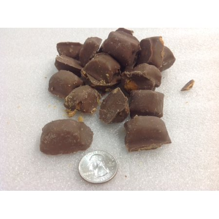 Butterfinger Bites Bulk Chocolate Covered Peanut Butter Nuggets 2 Pounds