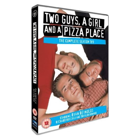 Two Guys, a Girl and a Pizza Place (Complete Season 2) - 4-DVD Set ( 2 Guys, a Girl & a Pizza Place - Complete Season Two ) ( Two Guys and a Girl [ NON-USA FORMAT, PAL, Reg.2 Import - United Kingd](Two Guys And A Girl Psycho Halloween)