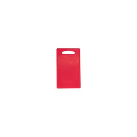 Coleman Cutting Board, Red, Plastic