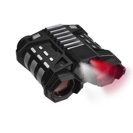 Adult Spy Gear (SpyX / Night Nocs - Binocular Spy Toy with White or Red Light to See in the Dark. Perfect addition for your spy gear)
