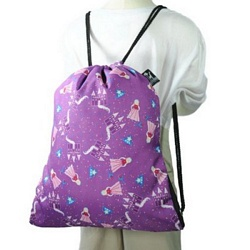 Wildkin Princess Back Sack