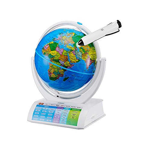 Oregon Scientific Smart Globe Explorer AR Educational World Geography Kids-Learning Toy Space Planet Science... by
