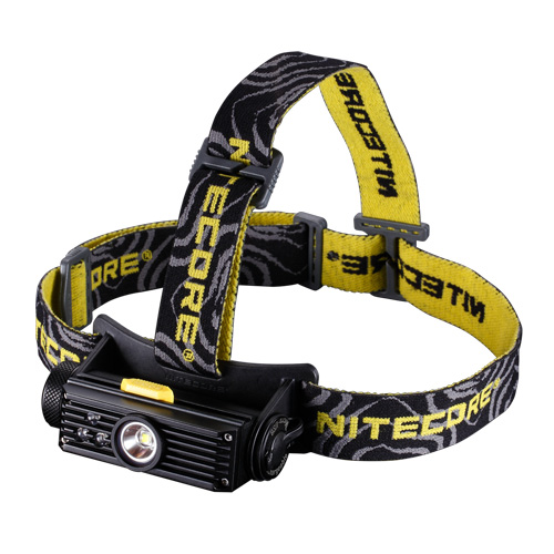 Nitecore HC90 Rechargeable XM-L2 LED Headlamp - 900 Lumens