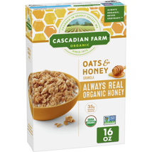 Cascadian Farms Oats & Honey