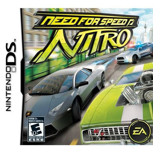 Electronic Arts Need for Speed: Nitro - Nintendo DS