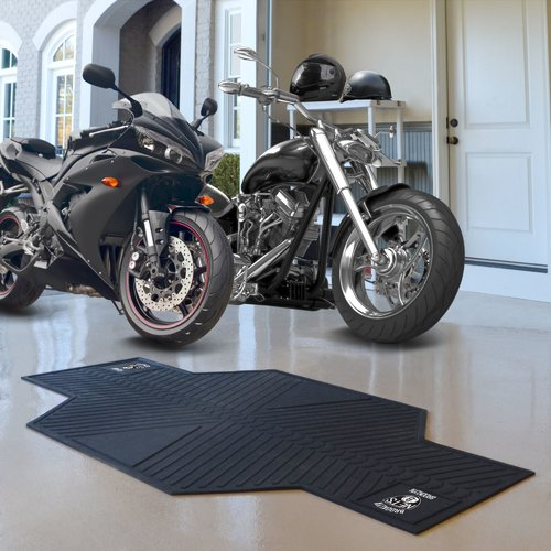 FANMATS NBA Brooklyn Nets Motorcycle Utility Mat