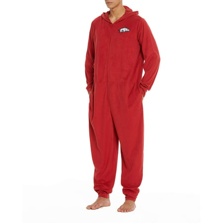 NCAA Arkansas Razorbacks Unisex Mascot Union Suit - Mascot Suits