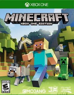 Minecraft for Xbox One by Microsoft